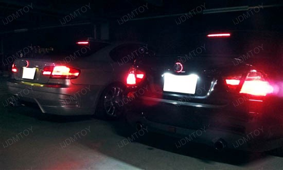 82mm BMW Emblem Background LED Light