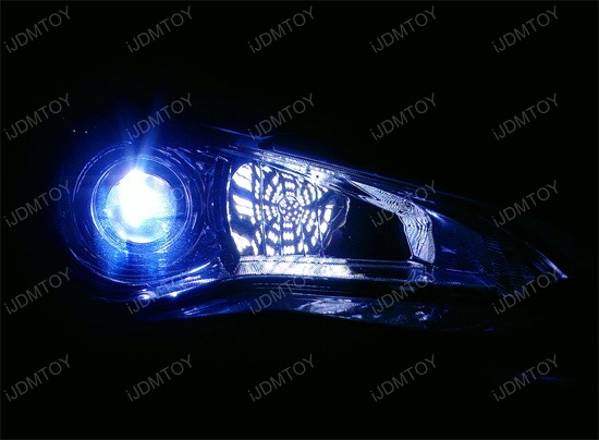 Scion FR-S 9005 LED Daytime Running Lights