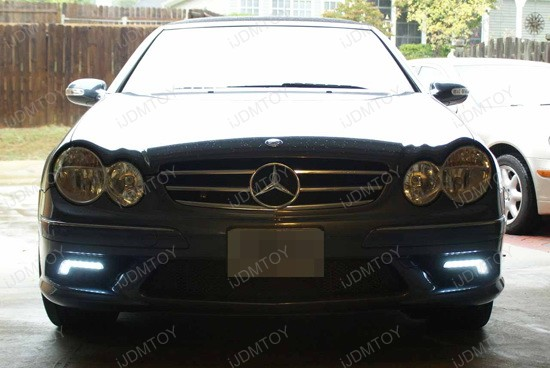 Mercedes E Class Style LED Daytime Running Lights DRL