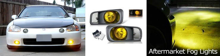 JDM Fog Lights