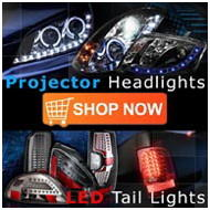 Shop Projector Headlights & LED Tail Lights