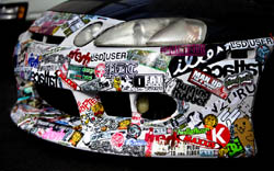 JDM Graphic Decals & Stickers
