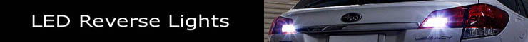 LED Backup Lights
