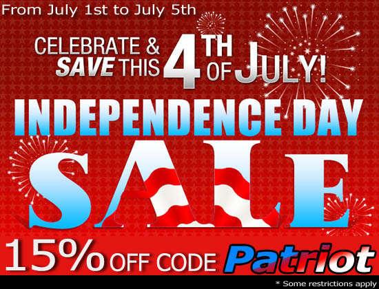 iJDMTOY Independence Day Sale