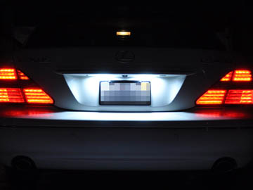 iJDMTOY LED License Plate Lights