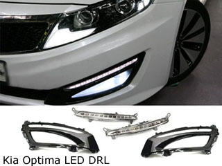 Kia Optima OEM Fit LED Daytime Running Lights