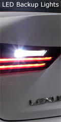 LED backup reverse lights