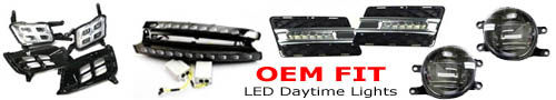 Shop OEM Fit LED Daytime Running Lights