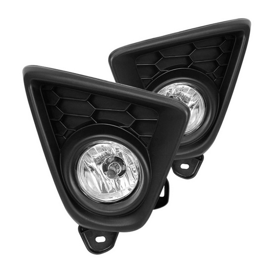2012-2015 Mazda CX-5 Clear Housing OEM Fog Lights