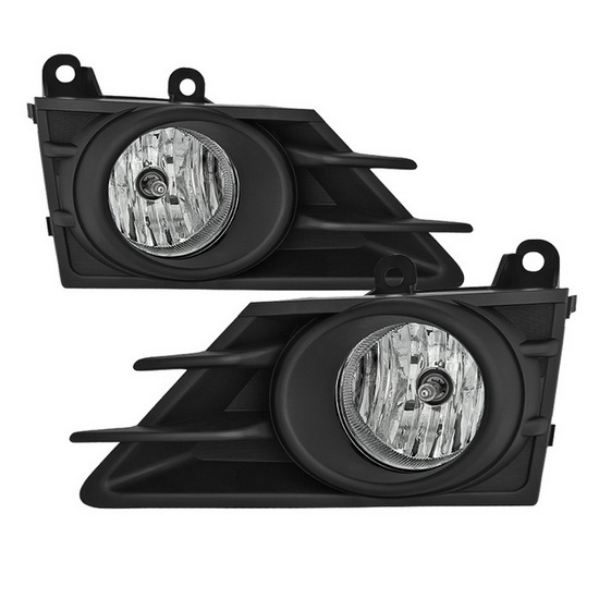 2013-2015 Subaru BRZ Clear Housing OEM Fog Lights