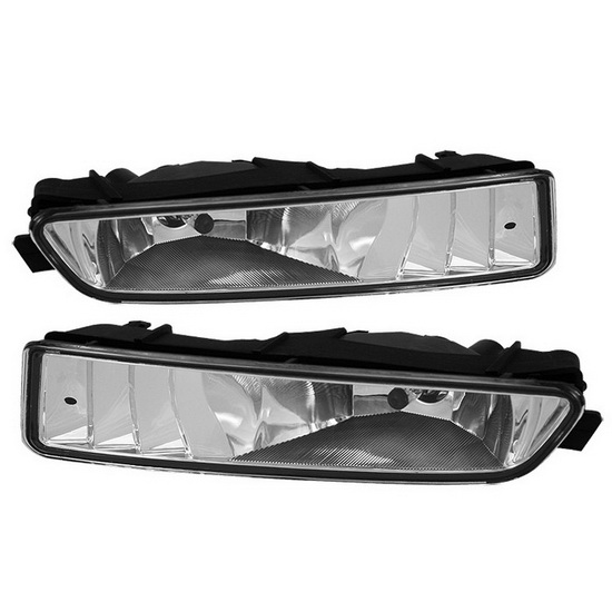 2002-2003 Acura TL Clear Housing OEM Style Fog Lights