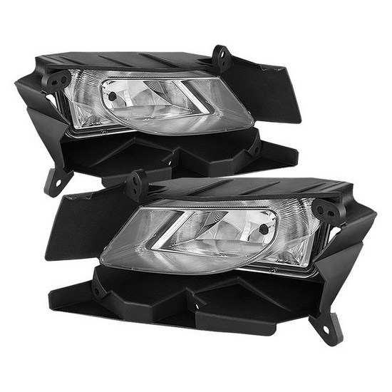 2010-2011 Mazda 3 2.5L Clear Housing OEM Style Fog Lights