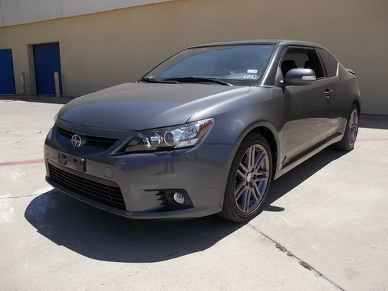 2011-2013 Scion TC Clear Housing OEM Style Fog Lights