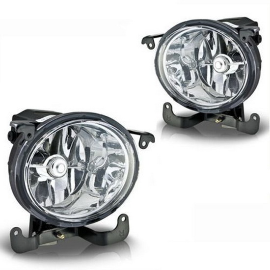 2003-2006 HYUNDAI ACCENT OEM Style Clear Lens Fog Lights Fog Lamps