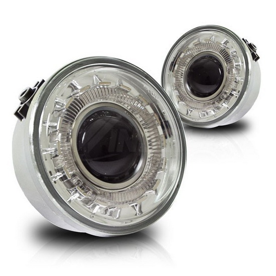 2006-2008 LINCOLN MARK LT OEM Style Clear Lens Fog Lights Fog Lamps