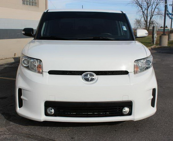 WJ30 0305 09 03 08 10 scion xb clear housing oem style fog lights Scion XD Interior Lights at bakdesigns.co