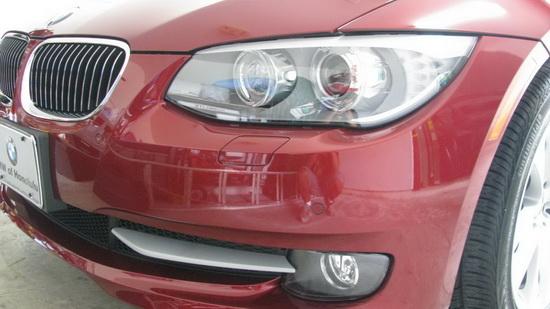 2007-2011 BMW E92 E93 3 Series Fog Lights Fog Lamps