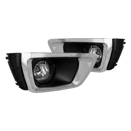 2014-2016 Subaru Forester XT Clear Lens Fog Lights