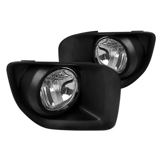 2015-up GMC Canyon Clear Lens Fog Lights