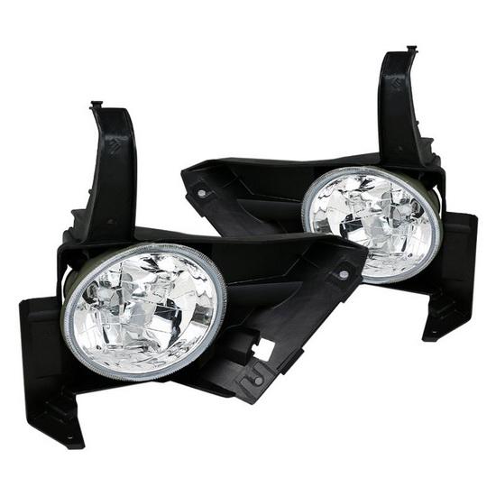 2005-2006 Honda CR-V CRV Clear Lens Fog Lights