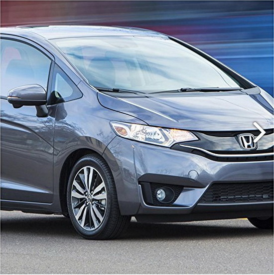 2015-up Honda Fit Clear Lens Fog Lights