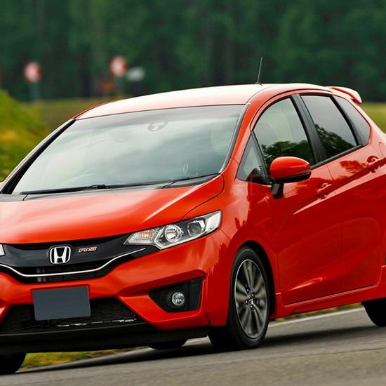 2015-up Honda Fit Clear Lens Fog Lights