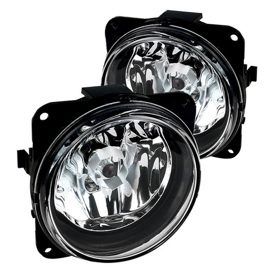 2000-2004 Ford Focus Clear Lens Fog Lights