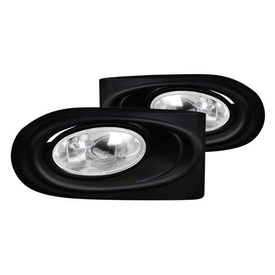 2002-2004 Acura RSX Clear Lens OEM Style Fog Lights