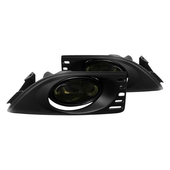 2005-2006 Acura RSX Smoke Lens OEM Style Fog Lights