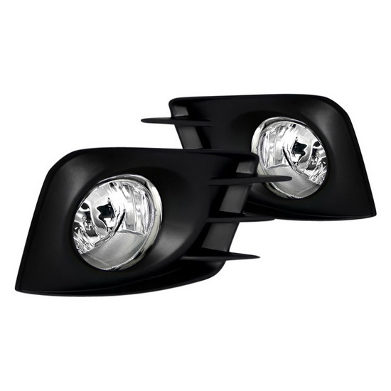 2011-2013 Scion TC Clear Lens Fog Lights