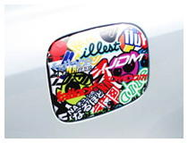 JDM Graffiti Style Vinyl Sticker