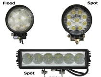 How to Tell Between Floodlight and Spotlight