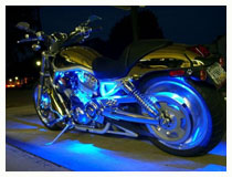 LED Motorcycle Lights