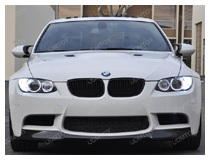 BMW E92 3 Series with Error Free LED Turn Signal Lights