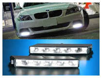 LED Daytime Running Lights Installation