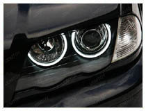 BMW E46 LED Halo Rings Installation (apply for 80-108, 80-109, 80-110, 80-111, 80-112, 80-208, 80-212)