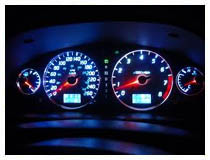 LED Cluster Gauge Dashboard Lights Installation