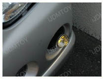 HID Projector Fog Lights Installation