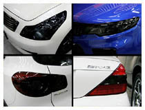 Headlights or Tail Lights Vinyl Installation Guide