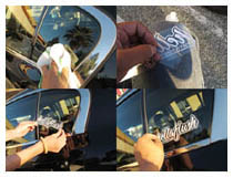 How to Apply a Decal Sticker