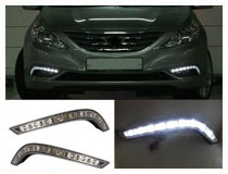 Hyundai Sonata OEM Fit LED Daytime Running Lights Installation (For 70-730)