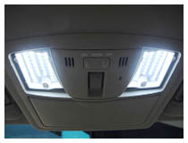 Nissan Direct Fit LED Interior Package