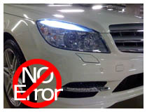 Mercedes-Benz Error Free LED Bulbs