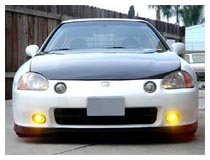 Volkswagen Fog Light Lamps
