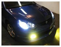 Honda HID Bulbs, HID Conversion Kit, HID Headlights