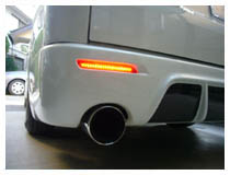 Mazda LED Bumper Reflectors