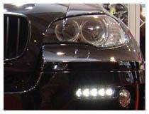 Jeep LED Daytime Running Lights