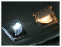 Audi LED Dome Lights