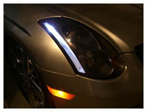 Mercedes-Benz LED Side Marker Lights