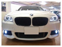 BMW LED Fog Light Bulbs